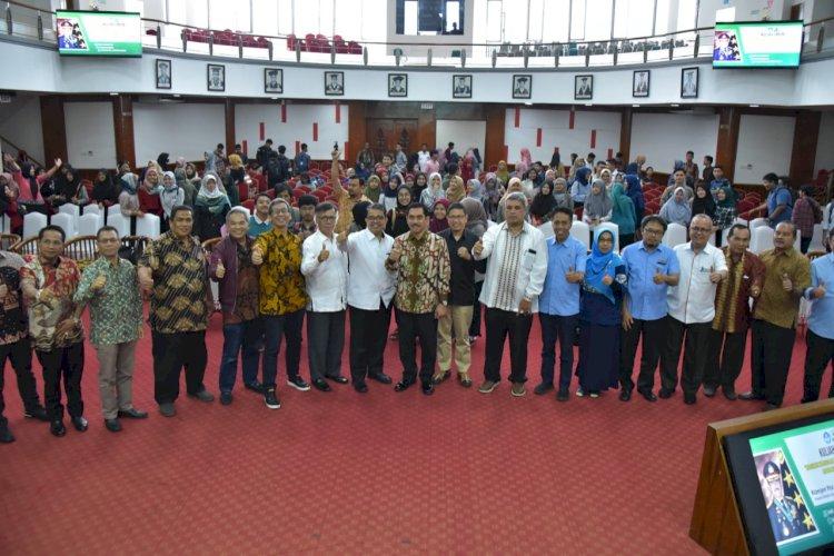 Kepala BNPT Ajak Mahasiswa Universitas Andalas Jadi Generasi Rabbani yang Cinta NKRI