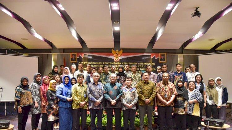 Rampungkan Rencana Aksi, Tim Sinergisitas 38 Kementerian dan Lembaga Program Penanggulangan Terorisme Tahun 2020 Gelar Rapat Koordinasi