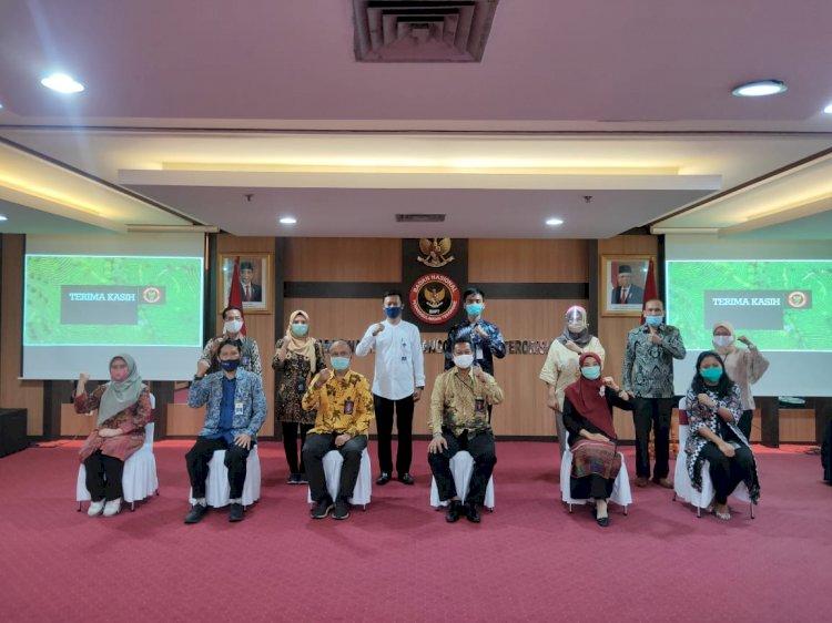 Tim Sinergisitas BNPT Gelar Rapat Koordinasi dengan K/L di Bidang Kemaritiman dan Investasi