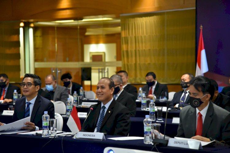Jaga Hubungan Bilateral, BNPT Gelar Konsultasi Penanggulangan Terorisme Indonesia-Australia Ke-7