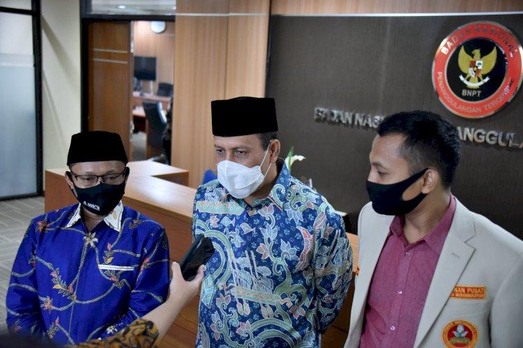 Kepala BNPT Ajak Pemuda Muhammadiyah jadi Pemersatu Bangsa